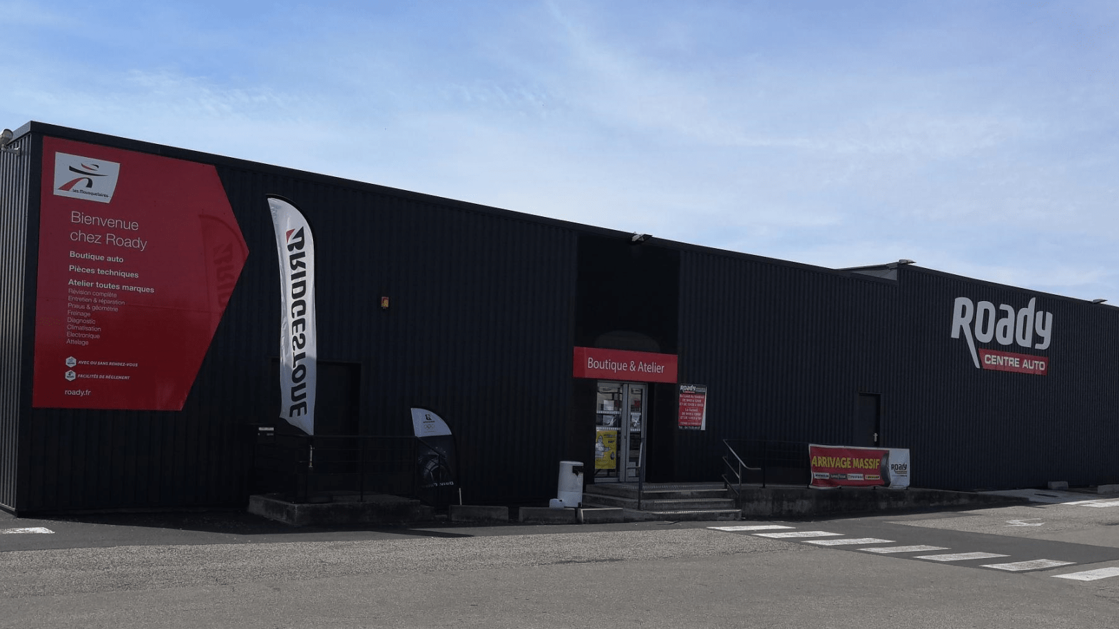 Photo Centre Auto Roady Issoire
